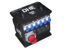 Distribution Equipment from DHE POWER