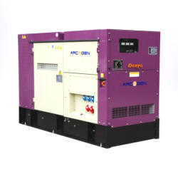100kva Super Silent Generator for hire